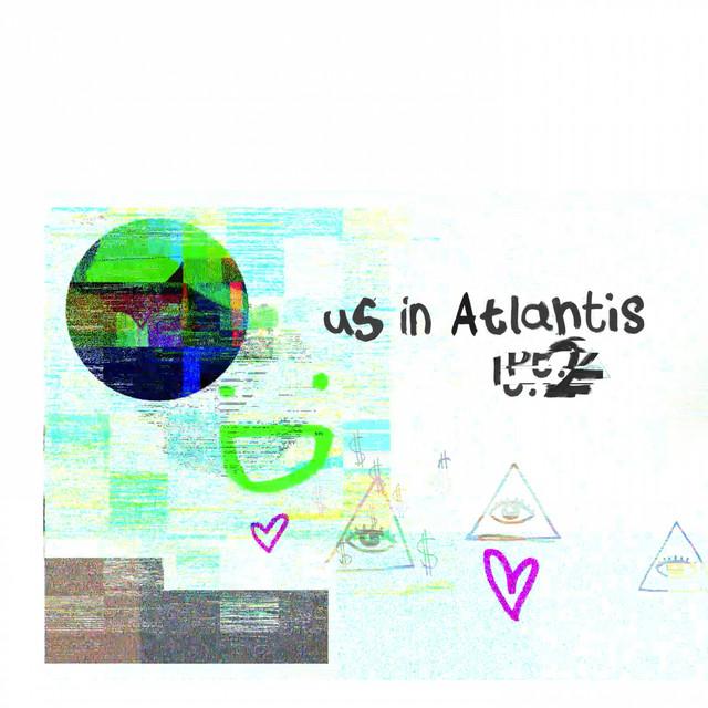 Jamie Hamilton - 'Us In Atlantis Pt. II' cover art